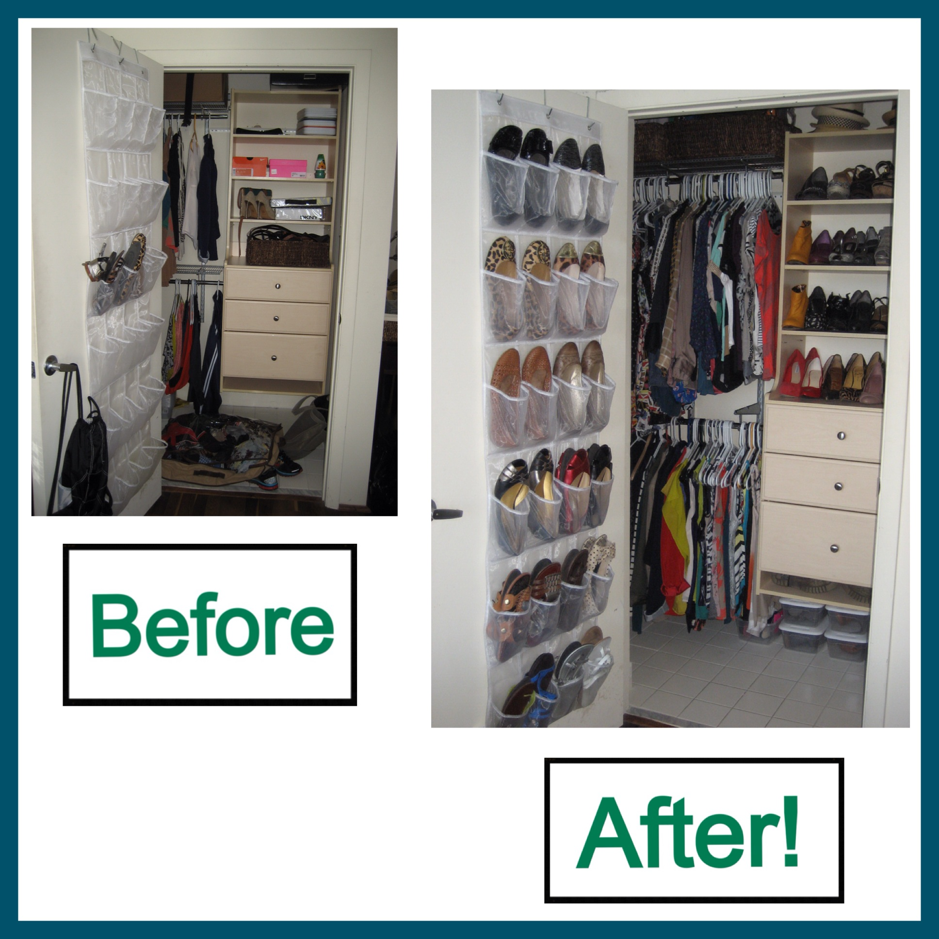 Whether The Closet Is For One Adult, A Couple, A Child, Or Siblings, NwK  Helps Clients De Clutter, Categorize Items, Maximize Space, And Measure For  New ...