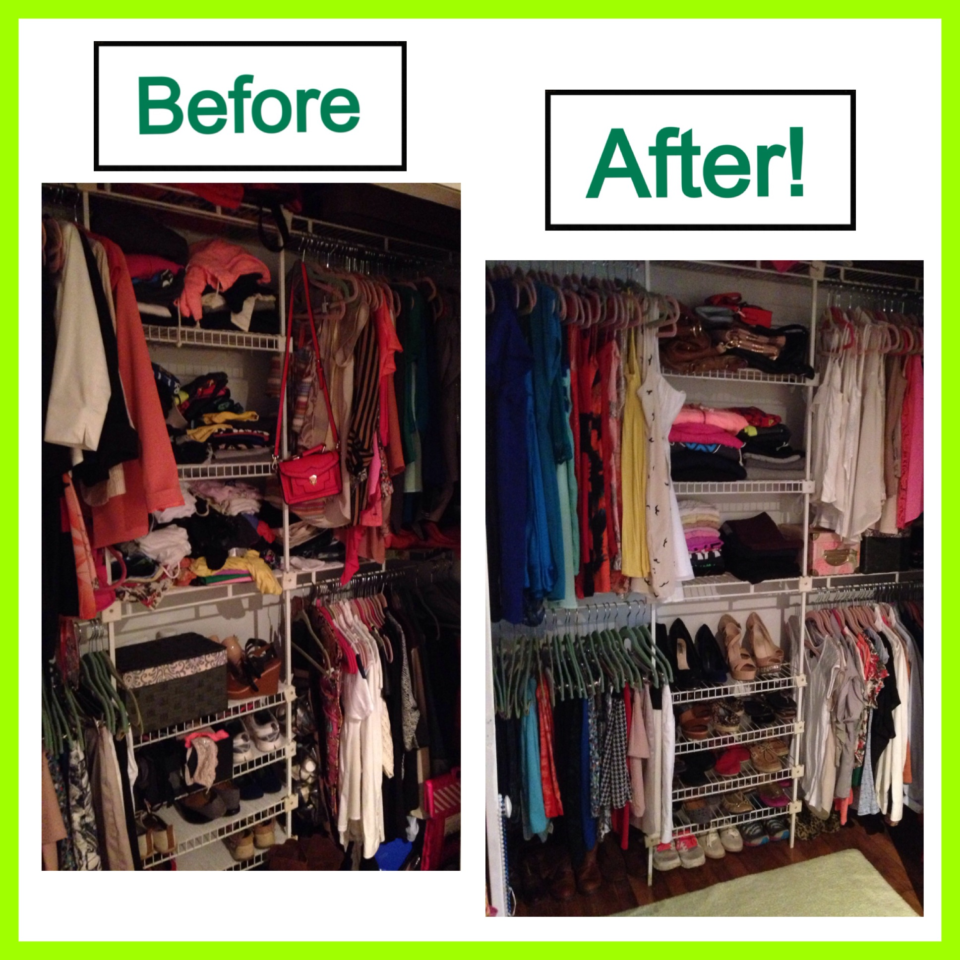 Incroyable Whether The Closet Is For One Adult, A Couple, A Child, Or Siblings, NwK  Helps Clients De Clutter, Categorize Items, Maximize Space, And Measure For  New ...